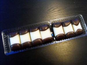 Chese cu doua alveole pentru biscuiti