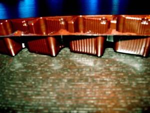 Chese pentru biscuiti chese biscuiti patru alveole Chese biscuiti patru alveole chesa plastic fursecuri biscuiti cu 4 alveole inclinate 618 2 300x225