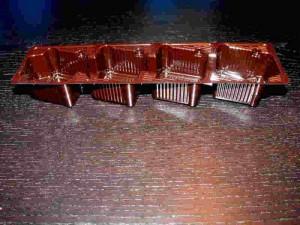 Chese pentru biscuiti chese biscuiti patru alveole Chese biscuiti patru alveole chesa plastic fursecuri biscuiti cu 4 alveole inclinate 618 3 300x225