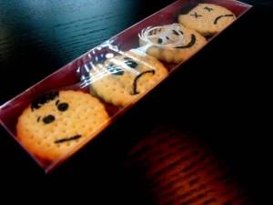 Cutii cu capac pentru biscuiti