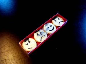 Cutii carton pentru biscuiti