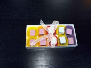 Cutii carton pentru bomboane
