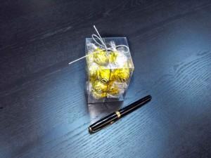Cutii plastic pentru bomboane