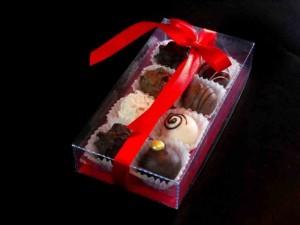 Cutii plastic pentru bomboane cutii cu chese bomboane Cutii cu chese bomboane cutii praline cutii plastic 2 chese praline 509 2