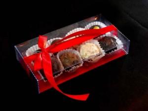 Cutii pentru bomboane cutii cu chese bomboane Cutii cu chese bomboane cutii praline cutii plastic 2 chese praline 509 3