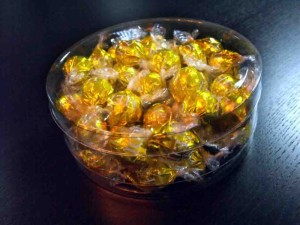 Ambalaje pentru bomboane