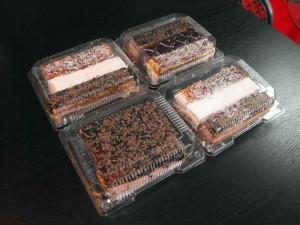 Caserole pentru prajituri