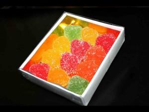 Cutii carton pentru jeleuri