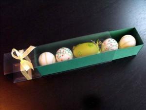 Cutii pentru figurine marshmallow