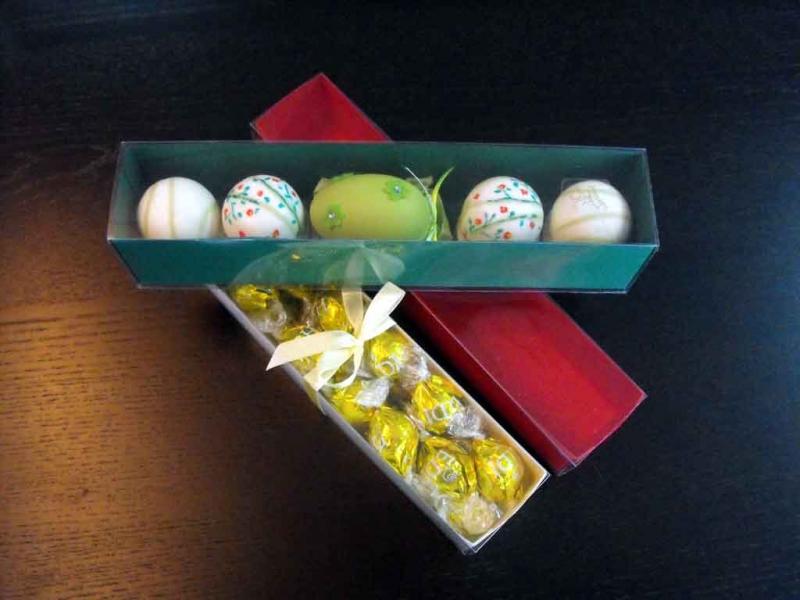 Cutii carton figurine Marshmallow