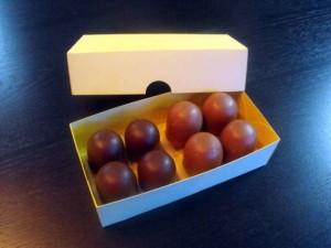 Cutii pentru 8 figurine Marshmallow
