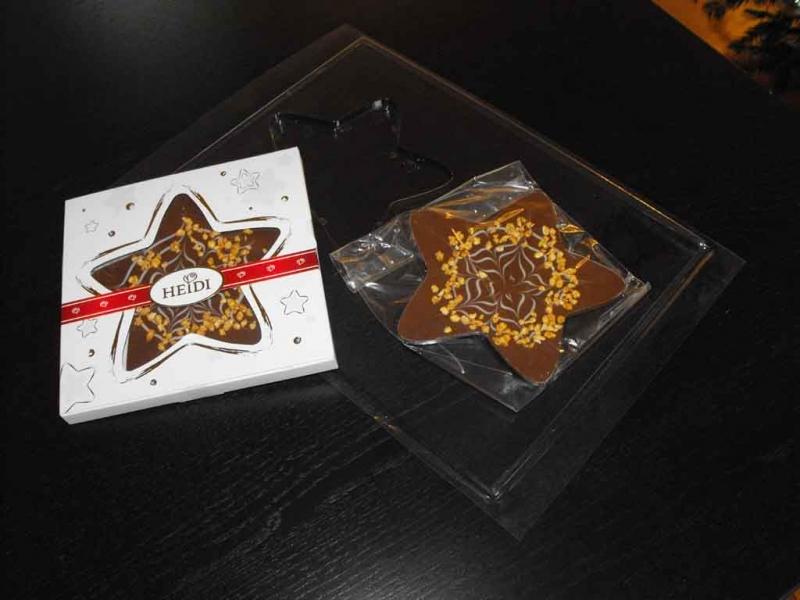 Forme pentru turnat ciocolata model stea