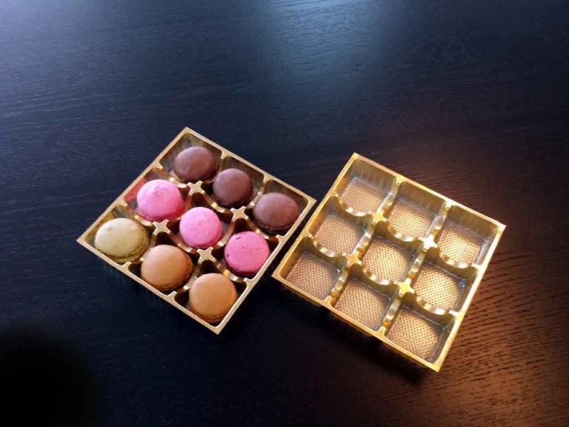 Chese 9 Macarons