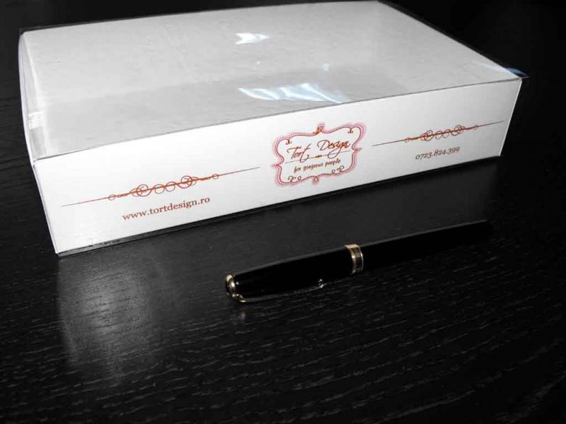 cutii inscriptionate miniprajituri