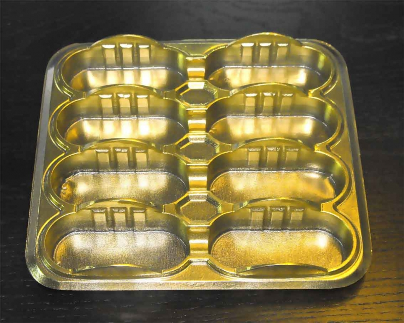 Platouri plastic elcere
