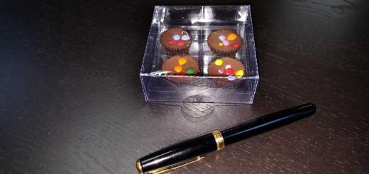 Cutiuta pentru bomboane speciale