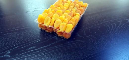 Caserole din plastic pentru fructe confiate