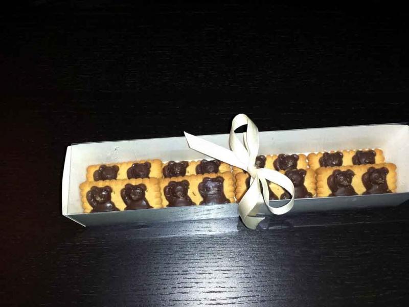 cutii carton biscuiti ciocolata