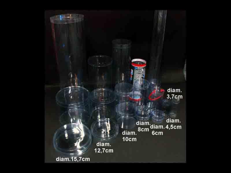 Cilindri din plastic