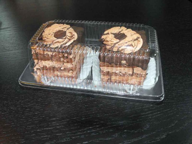 Caserole pentru amandine caserole doua cupcakes Caserole doua cupcakes caserole compartimentate doua amandine 1082 4
