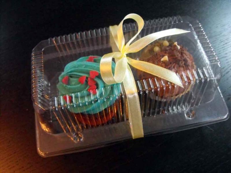 caserole doua muffins