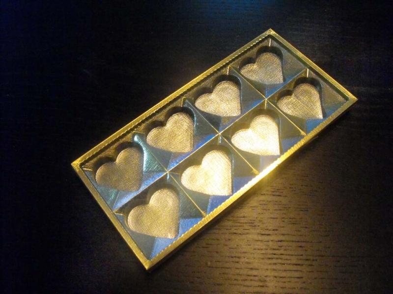 chese ciocolata inimioare chese ciocolata inimioare Chese ciocolata inimioare chese plastic ciocolata forma inimioare 1266 3