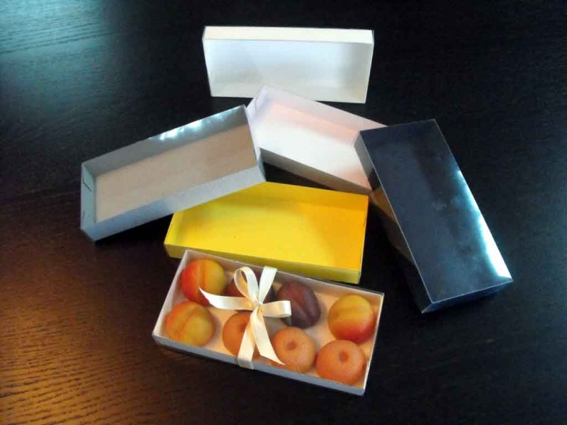 Cutii carton figurine martipan