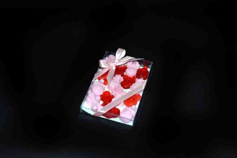 Cutii din plastic jeleuri