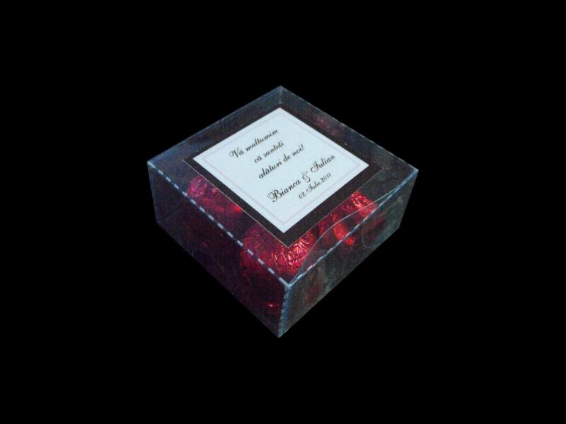 cutiute trufe cutiute trufe Cutiute trufe cutii mici plastic 4 trufe 735 1