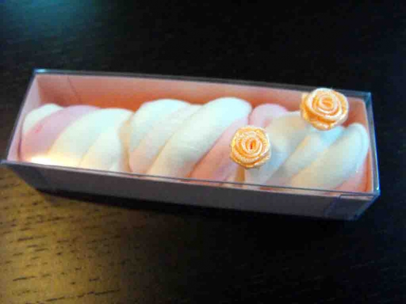 Cutiute figurine Marshmallow
