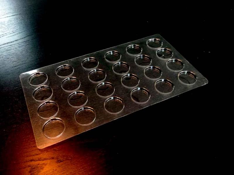 forme tablete ciocolata