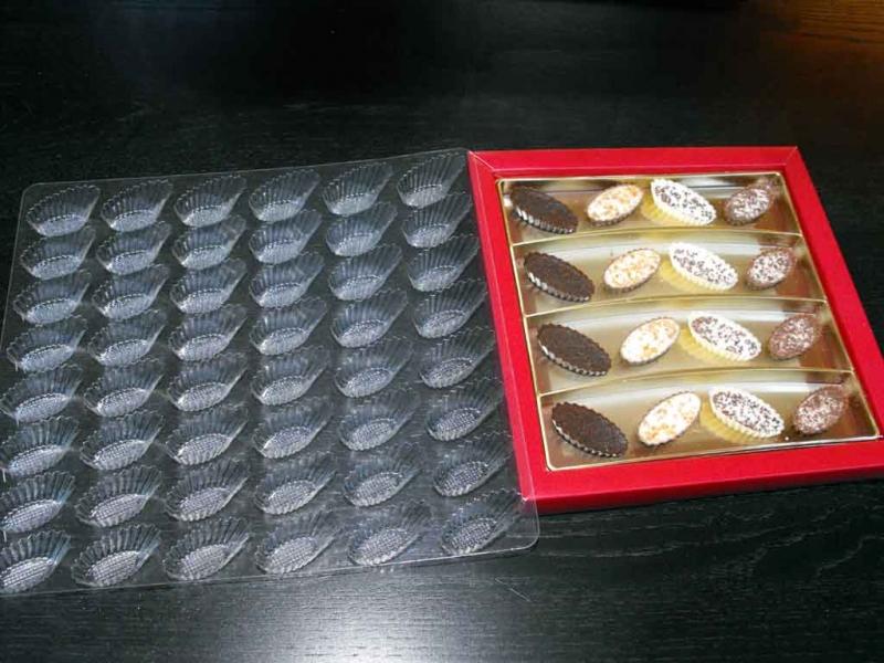 Forme pentru ciocolata