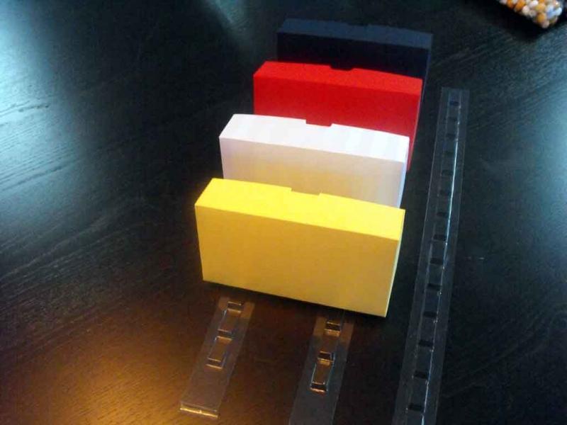separator cutii raft