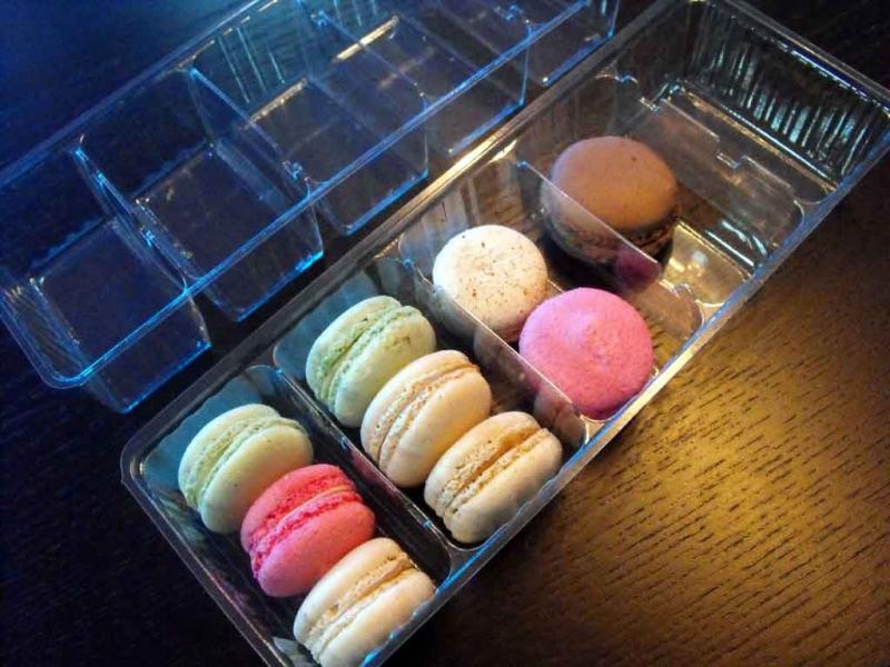 Chese 15 Macarons
