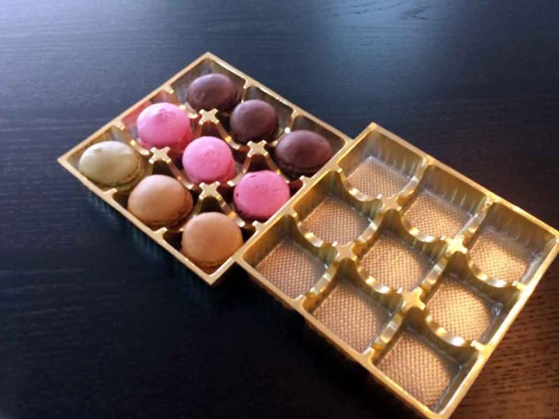 Chese pentru macarons