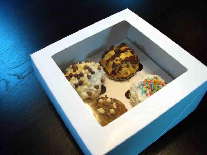 Cutii transport muffins