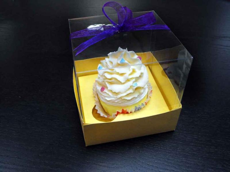 Cutii pentru un cupcakes