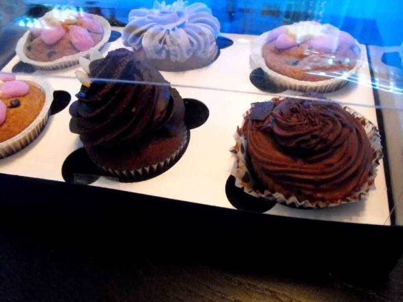 Cutii pentru transport muffins