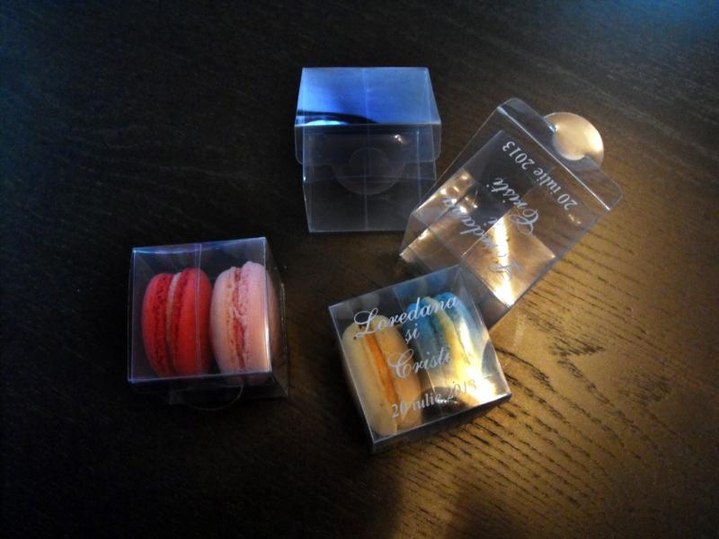 Cutiute macarons