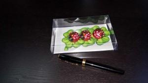cutie din plastic transparent Cutie din plastic transparent pentru figurine din ciocolata 555 2 300x169