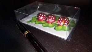 cutie din plastic transparent Cutie din plastic transparent pentru figurine din ciocolata 555 3 300x169