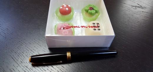 Cutii cu chesa pentru bomboane