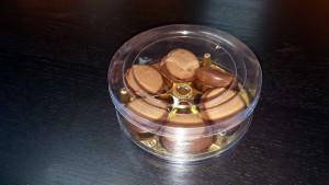 cilindri tranparenti Cilindri tranparenti cu chesa pentru prajituri cil diam 12