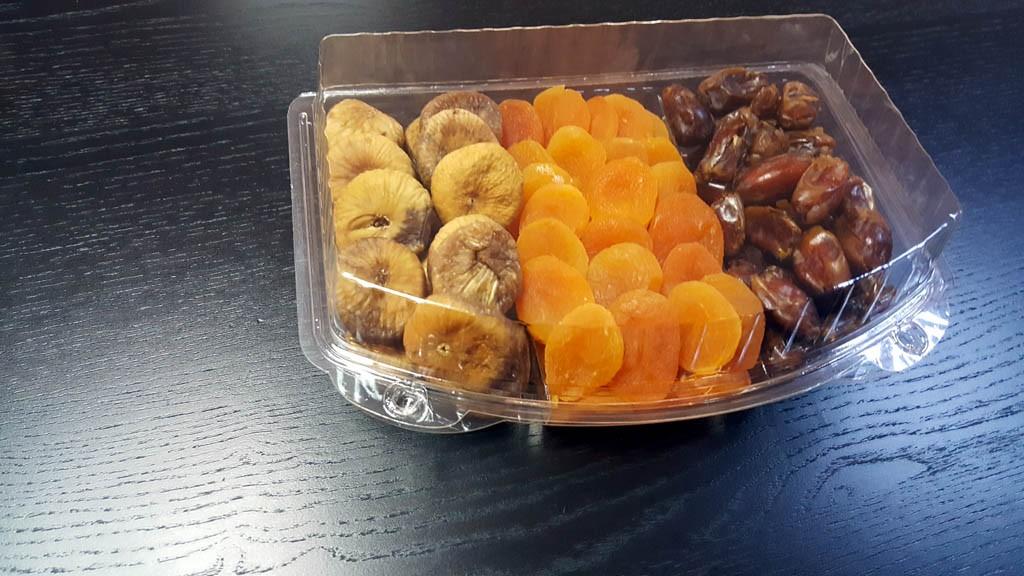 Caserola cu 3 compartimente caserola cu 3 compartimente Caserola cu 3 compartimente pentru fructe uscate si seminte (model Elegance 4121) 1 5 1024x576