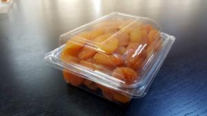 caserola cu capac din plastic transparent Caserola cu capac din plastic transparent pentru fructe uscate (model 4097) 3 4 300x169