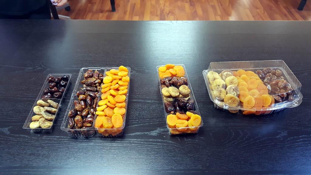 caserola cu 3 compartimente Caserola cu 3 compartimente pentru fructe uscate si seminte (model Elegance 4121) 4 4 1024x576