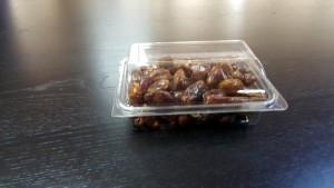 caserola cu capac din plastic transparent Caserola cu capac din plastic transparent pentru fructe uscate (model 4097) 5 1 300x169