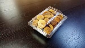 caserola cu capac din plastic transparent Caserola cu capac din plastic transparent pentru fructe uscate (model 4097) 8 300x169