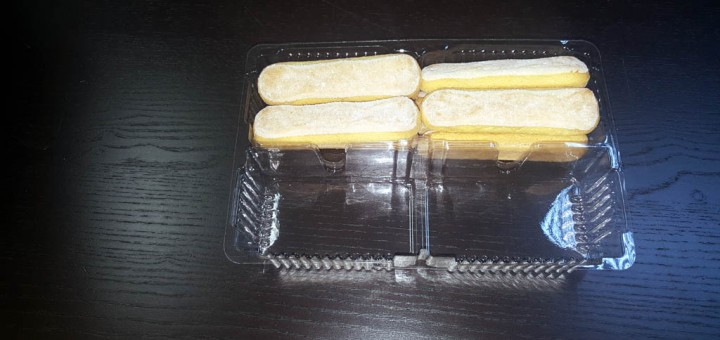 Caserola cu 2 compartimente