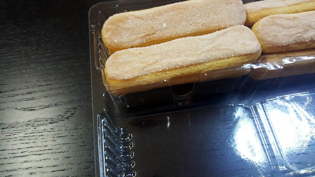 Caserola cu 2 compartimente pentru piscoturi - 5